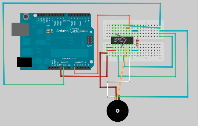 breadboard load cell with an arduino interface load cell wiring diagram at nearapp.co
